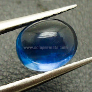 Batu Permata Blue Keyanite - SP854