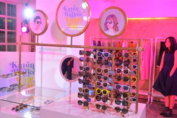 Austin-based Pop-up Eyewear Store Opens