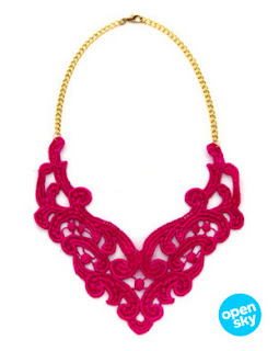 Glamour channel on Open Sky featured necklaces