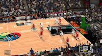 FIBA Africa Angola versus Tunisia