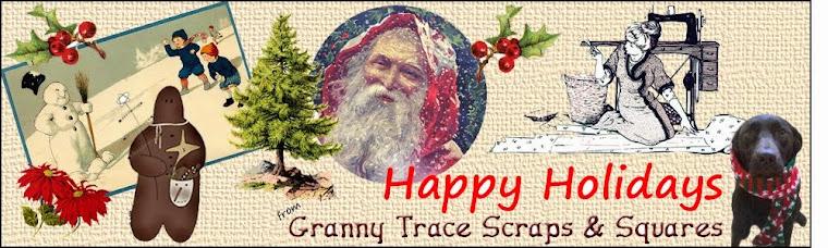 Granny Trace Scraps & Squares