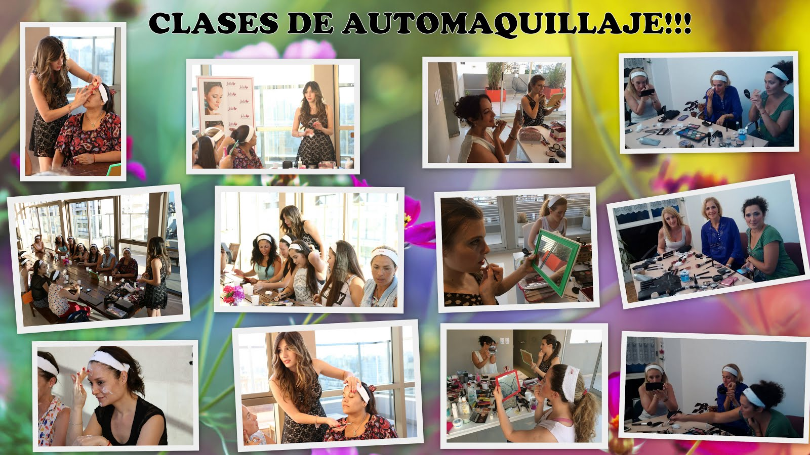 Clases Automaquillajes