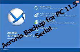 Acronis Backup And Recovery Serial Crack Keygen License Free Download