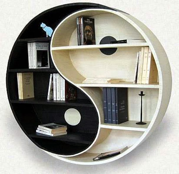 Modern Cool Bookshelves