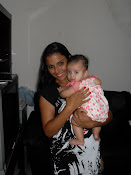 Esther com a Titia Cassia