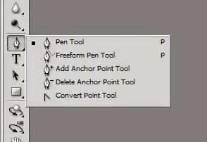 Cara mudah menggunakan pen tool