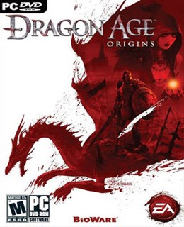 Dragon Age Origins PC Box