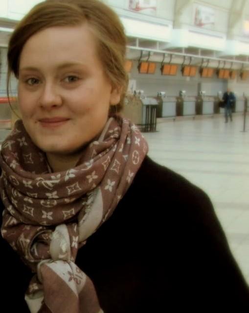 ... Without Makeup: Adele Without Makeup Photos : Adele No Makeup
