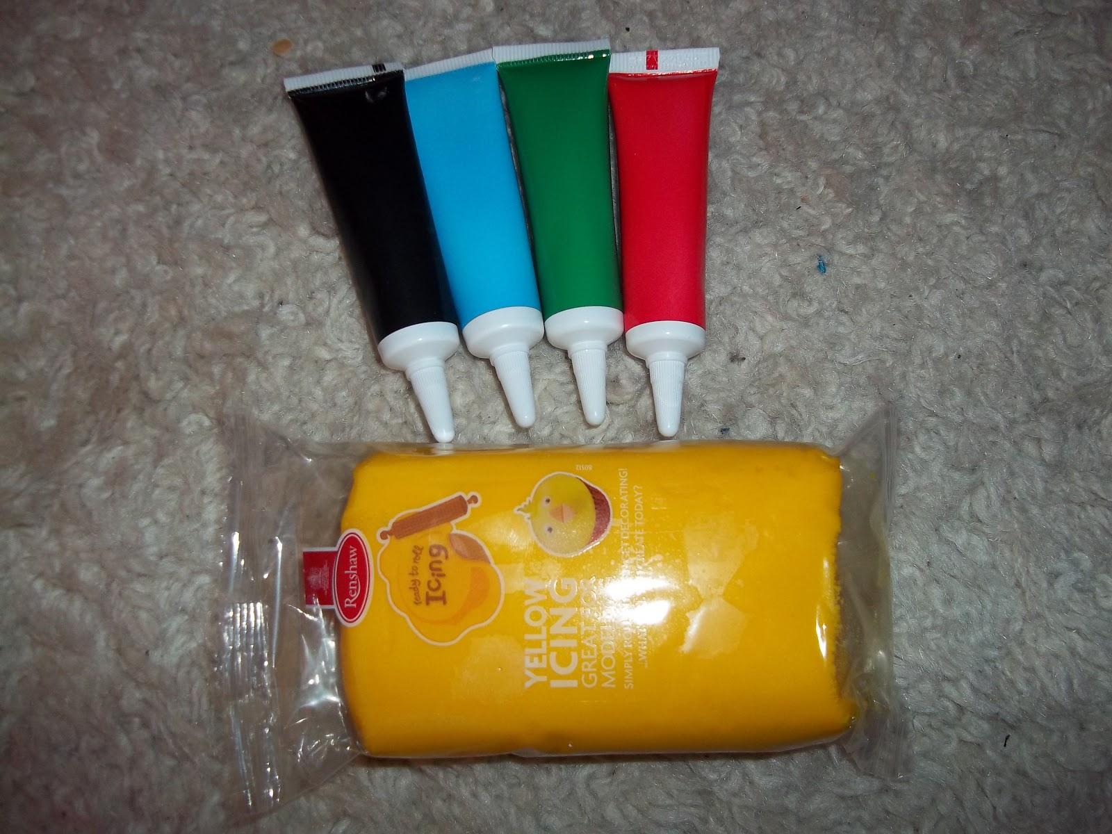 Asda Cake Icing Pens