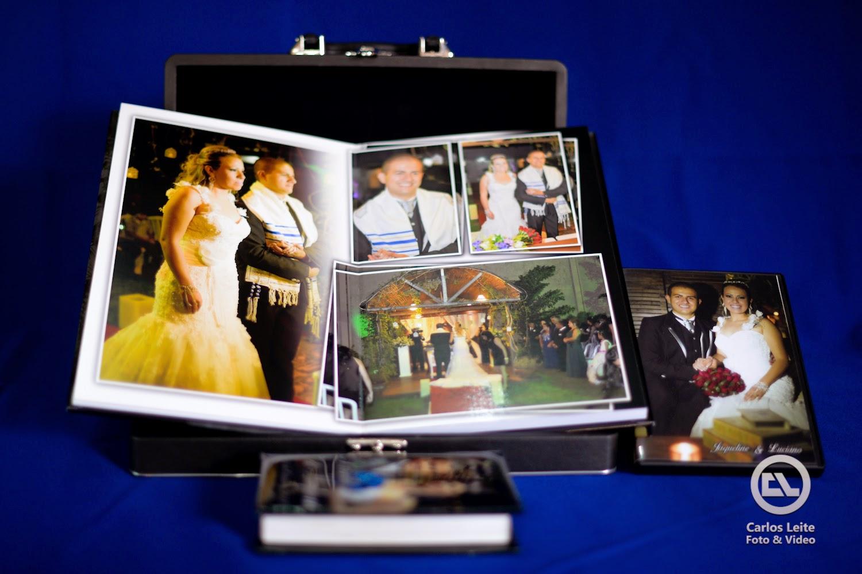 Book 30x40 + maleta + Kit sogra + DVD filmagem