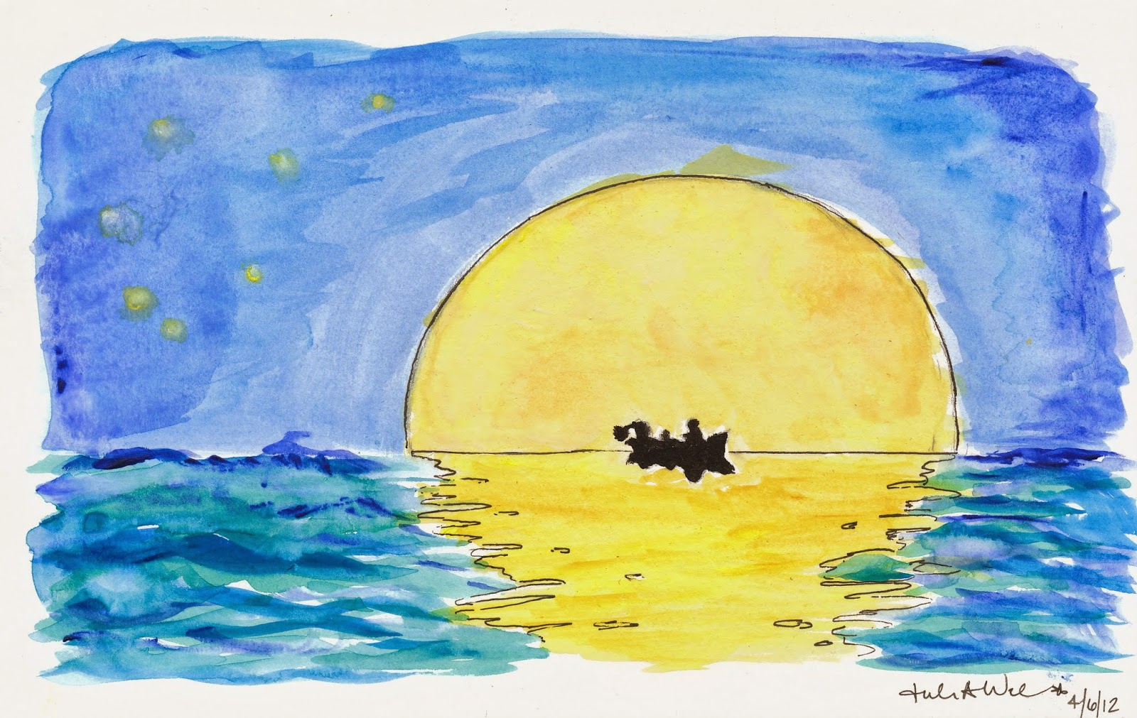 La Luna - Fan Art | Pixar Post