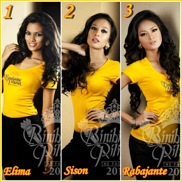Binibining Pilipinas 2013 Goldenpicks: My Top 15 Favorites (Week 3)