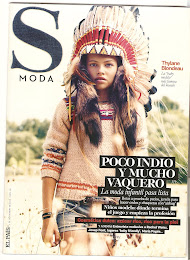 Resea en la revista Smoda de El Pas