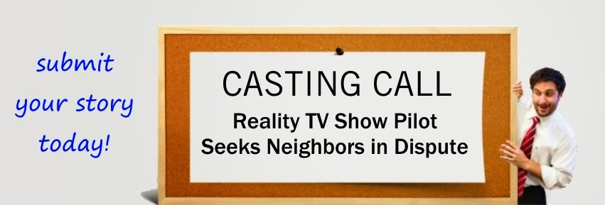 Casting Call! Andrew Lieb's Reality Show Pilot Seeks Neighbors in Dispute