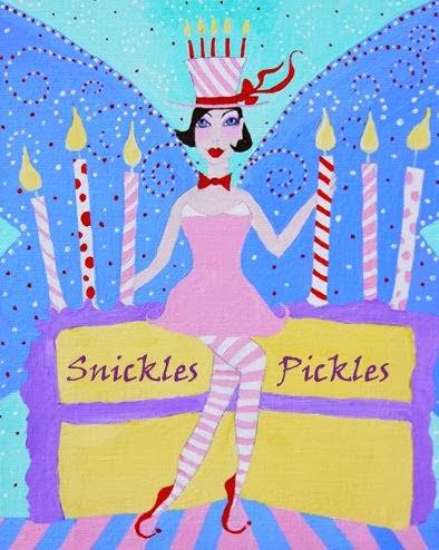Snickles Recipe — Dishmaps