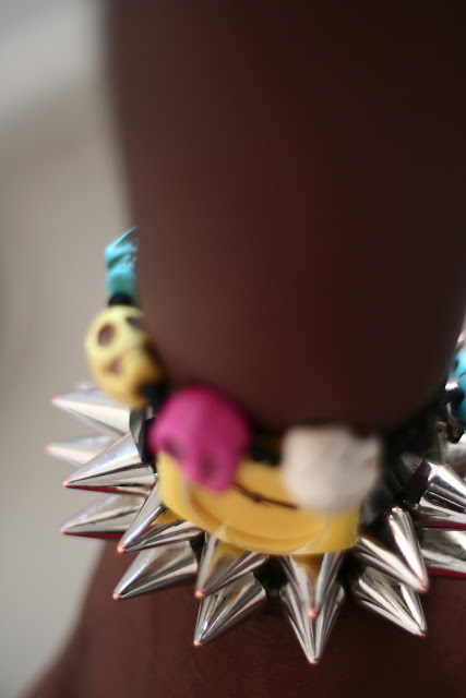 armcandy bracelet swag DIY Nail Art & MYWATCHY
