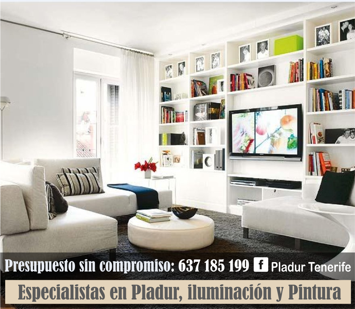 Pladur tenerife muebles empotrados y estanter as en pladur for Mil y un muebles tenerife