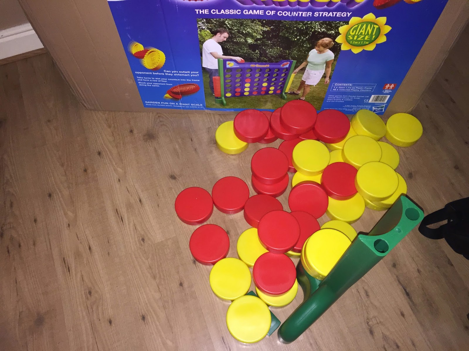 i am the queen of connect four playdays and runways