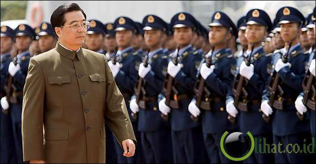 President Hu Jintao (presiden China)