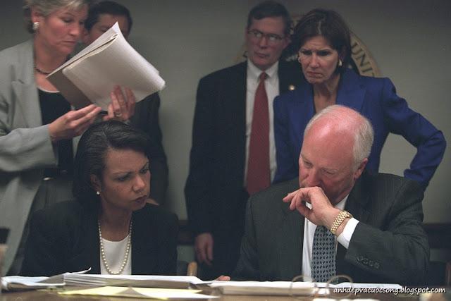 Hình ảnh Nhà Trắng đối mặt với khủng bố ngày 11 tháng 09 năm 2001