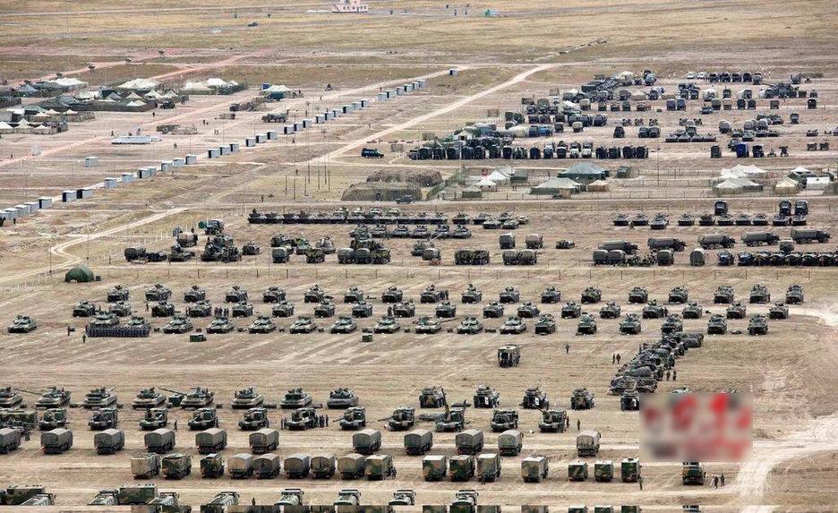 lực quốc phòng Trung Quốc, Vũ khí khủng của 7 quân