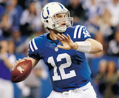 Andrew Luck, Indianapolis Colts (2012)