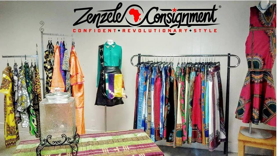 Zenzele Consignment open for business in Huntsville, AL!