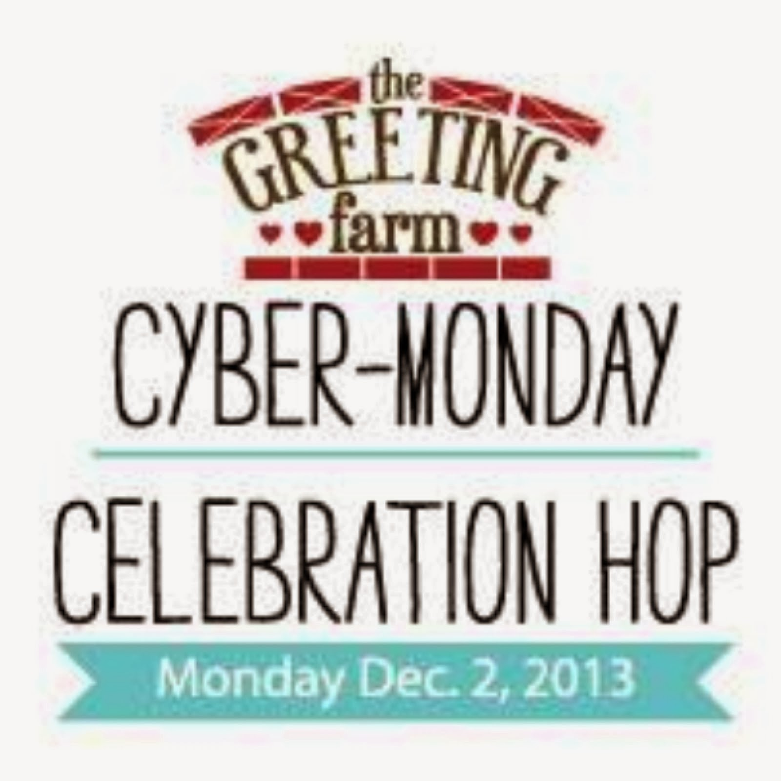 TGF - CYBER MONDAY CELEBRATION BLOG HOP