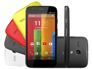 Motorola Moto G 2013