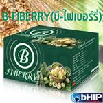 B-Fiberry (บี-ไฟเบอร์รี่) ล้างสารพิษ ด้วยสารอาหารเส้นใยที่จำเป็น