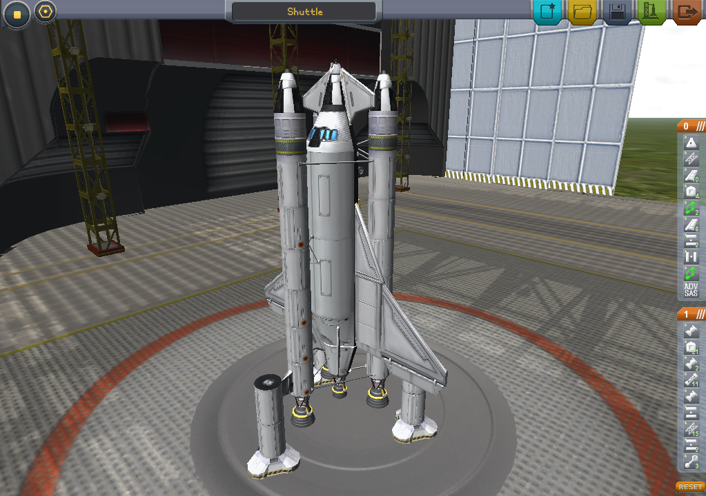 kerbal space program shuttle designs-#26