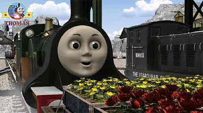 4 pleasurable Thomas episodes time 46 minutes bright and fresh up-to-the-minute Birthday Express DVD