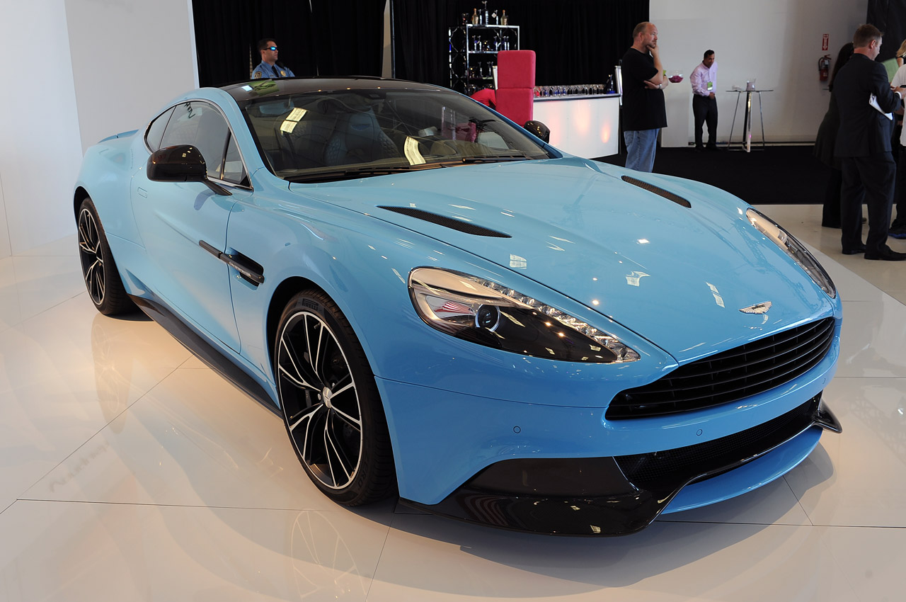 2013 aston martin vanquish is one of the latest version of 2013 aston. Cars Review. Best American Auto & Cars Review