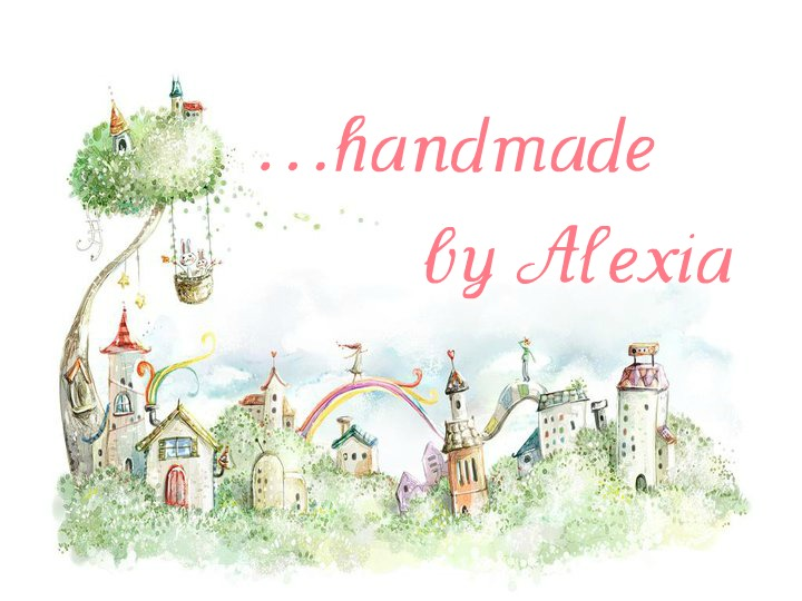 handmade by Alexia