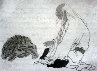 Kisah Huang si Nelayan Miskin dan Kura-Kura
