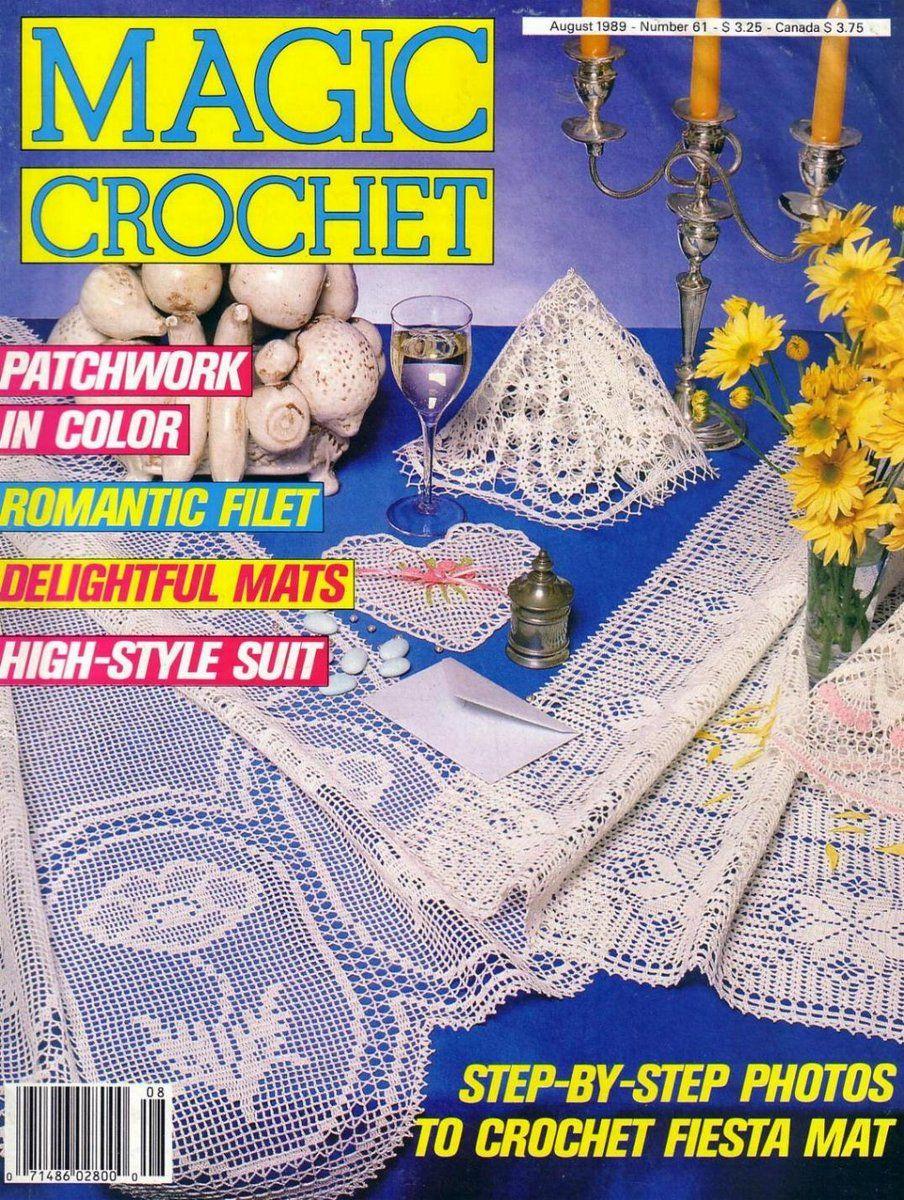 Amigurumi Magazine Subscription : Magic Crochet No. 61 ~ Free Crochet Patterns
