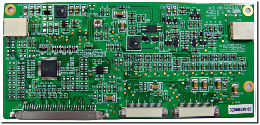 how to replace a faulty t con board to lcd televisions Sony T-Con Board Replacement Sony BRAVIA T-Con Board