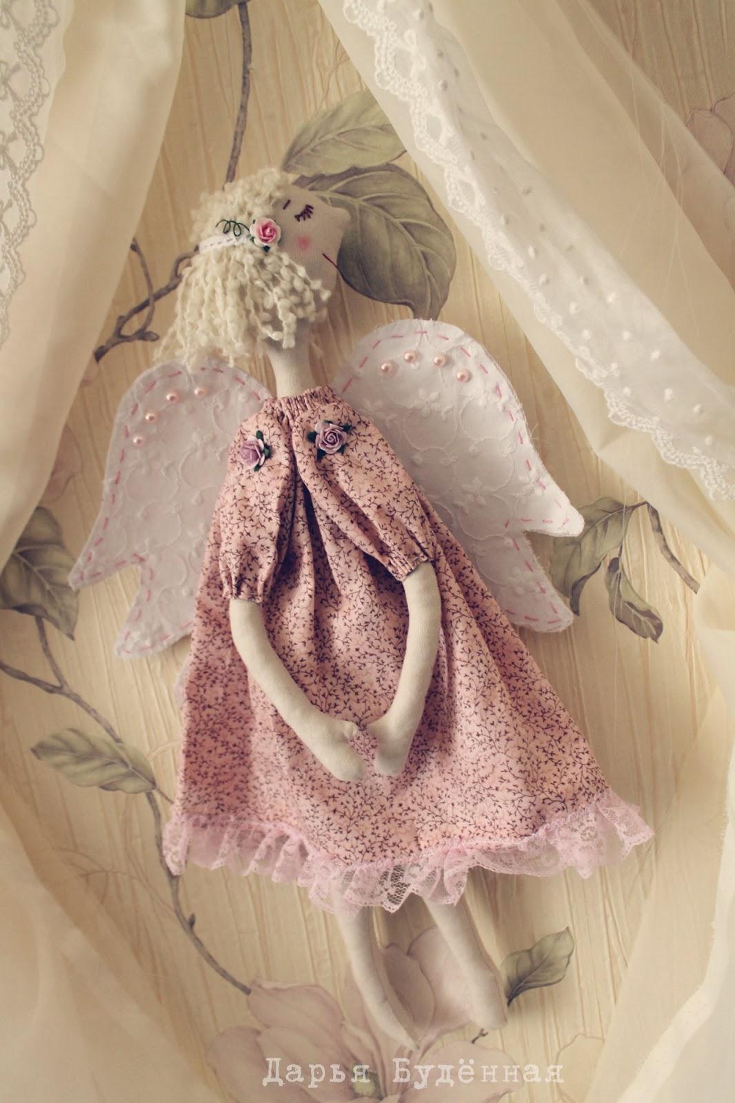 выкройка, ангелочек, ангел, милые вещи, что подарить