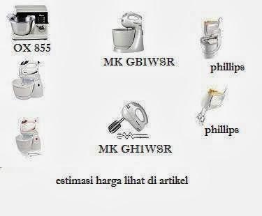 daftar harga mixer phillips panasonic oxone princes
