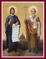 Sto. Sirilus dan Metodius