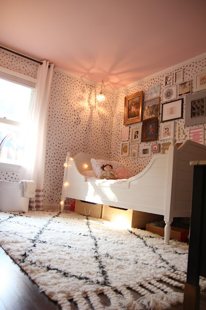 PeaHen Pad: E.Claire's Big Girl Room Reveal