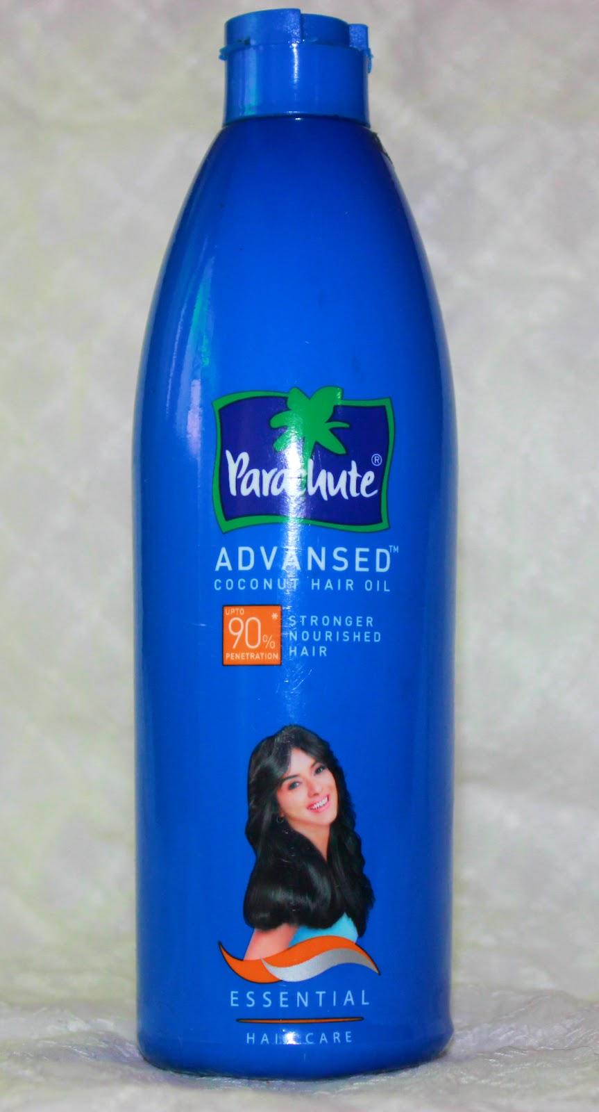 Parachute Advanced Coconut Hair Oil Review - Makeup Review ...
