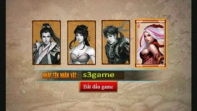 Game Anh Hùng Xạ Điêu Mobile Online