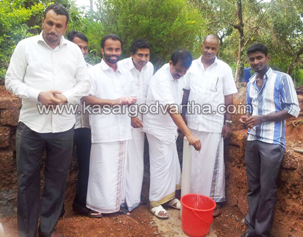Drinking water, N.A.Nellikunnu, MLA, Inauguration, Panchayath, Kasaragod, Kerala, Kerala News, International News.
