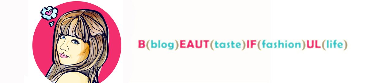 B(blog)EAUT(taste)IF(fashion)UL(life)