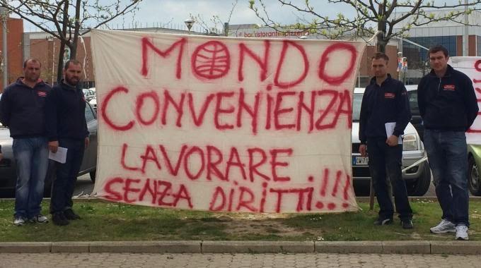 MONDO CONVENIENZA - LO SFRUTTAMENTO