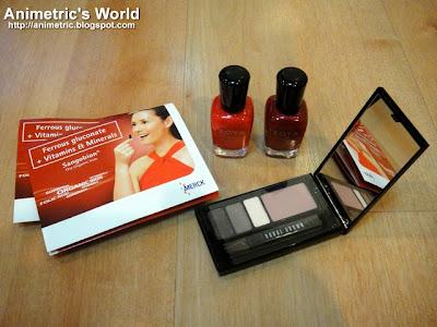 Zoya Nail Polish + Bobbi Brown Mini Makeup Palette