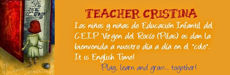 Teacher Cristina