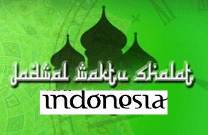 Jadwal Waktu Sholat Indonesia