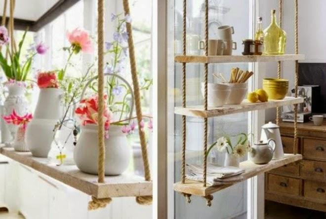 The hanging basket in the kitchen | Outdoor Furniture in Vietnam